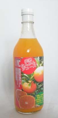 たんかんジュース(無添加丸絞り)500ml