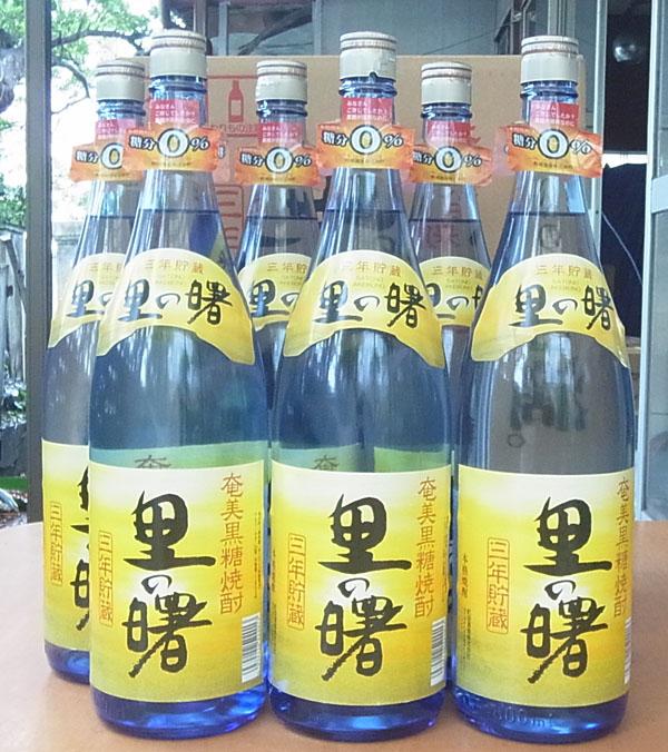 里の曙長期貯蔵1800ml瓶6本セット(送料無料!)