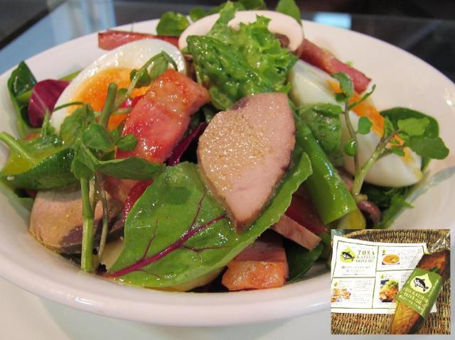 鰹のオリーブオイル漬け(洋風テイストの焼き鰹、レシピ付き)