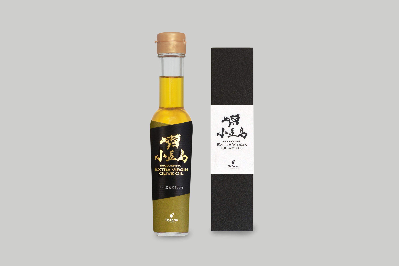 小豆島エキストラバージン オリーブオイル(自社農園産)