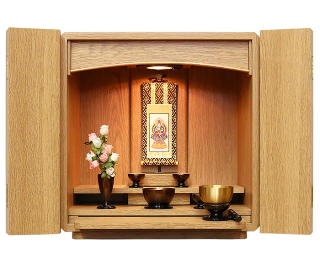 ku027-li-モダン仏壇-14号ニークライト-フォトギャラリーup4