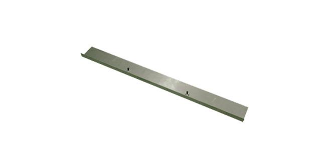 引板ステンレス製60cm(ネジ・ナット付)