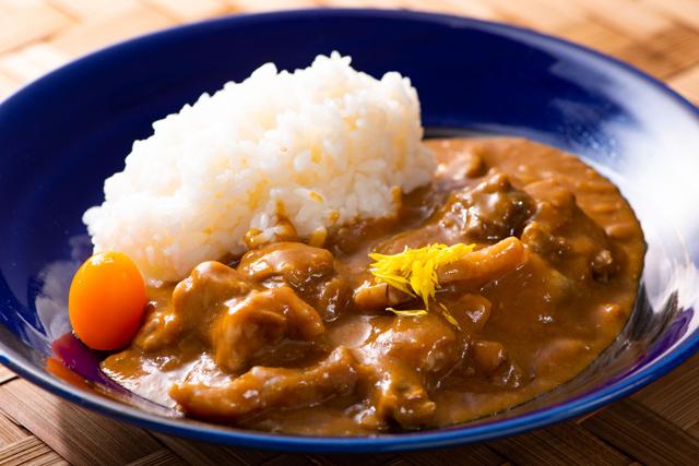 すじ肉カレー