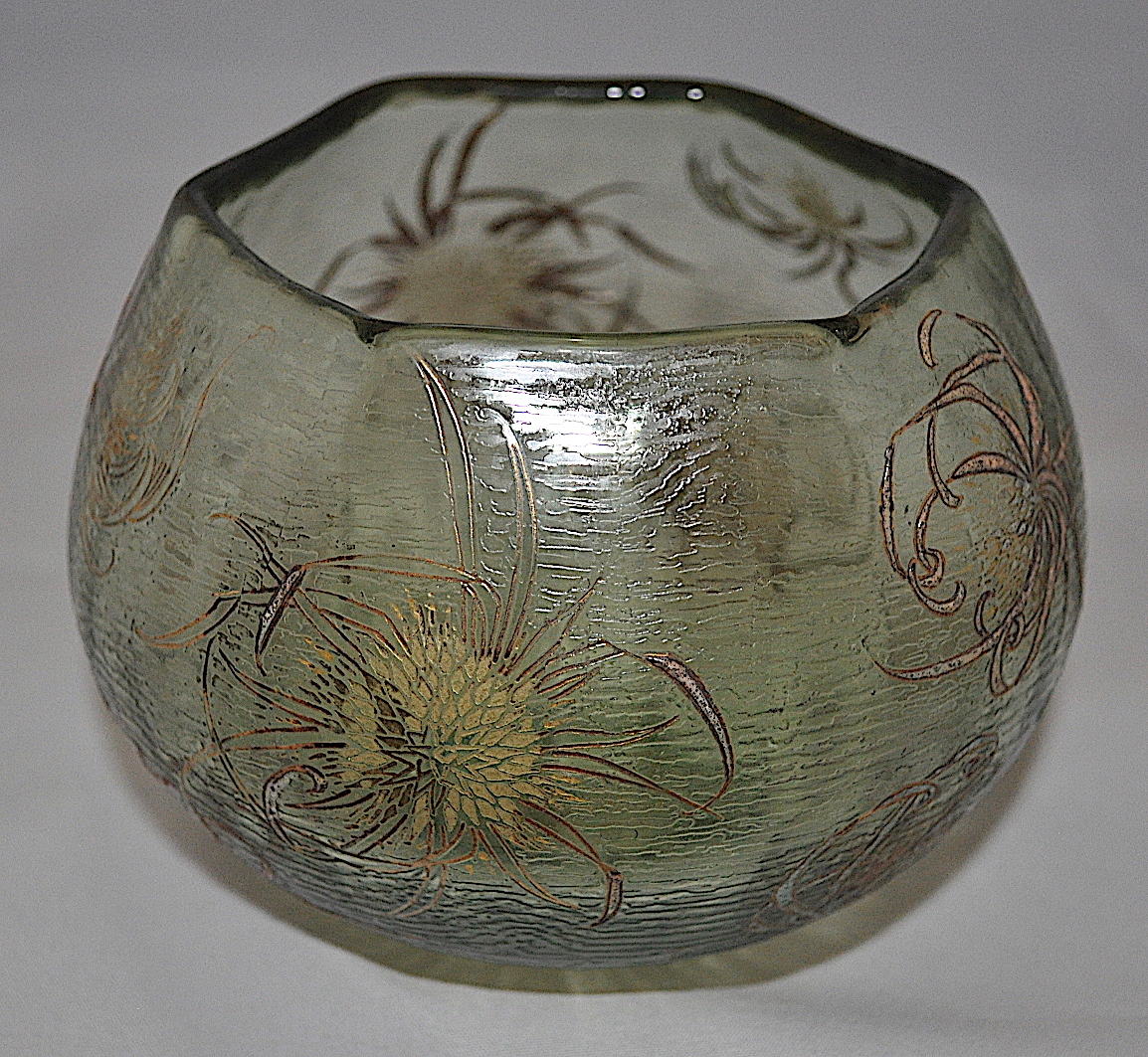 エミール.ガレ(フランス製)壺