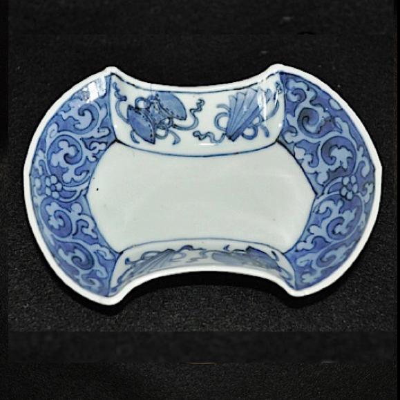 分銅型深皿