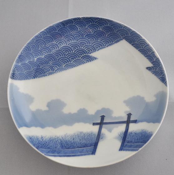 後期鍋島皿