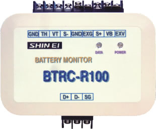 BTRC-R100 鉛電池性能監視システム