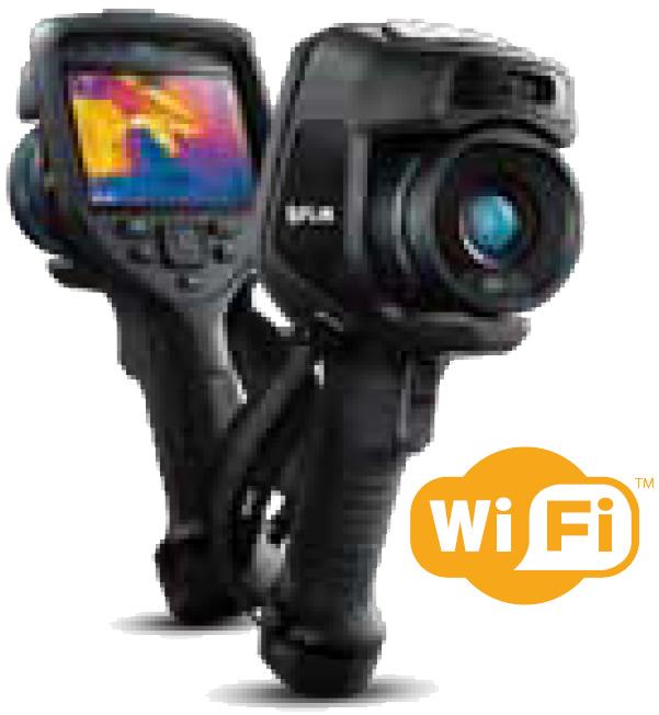 サーモグラフィカメラE75-E85-E95