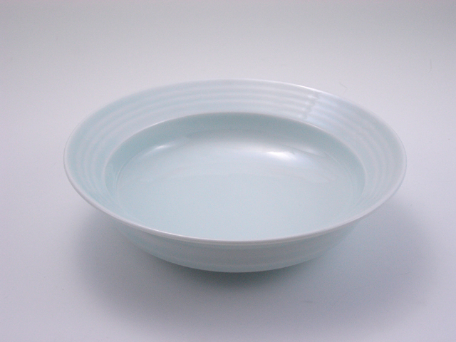 太白LAKTAK 6寸鉢 しん窯 青花