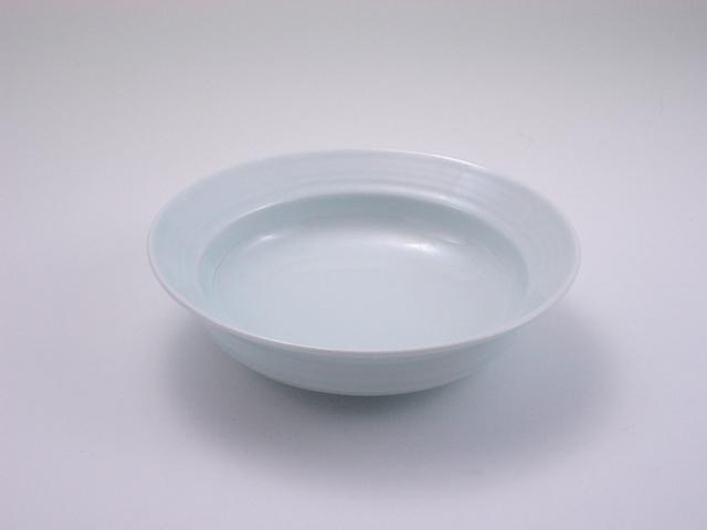 太白LAKTAK5寸鉢 しん窯 青花