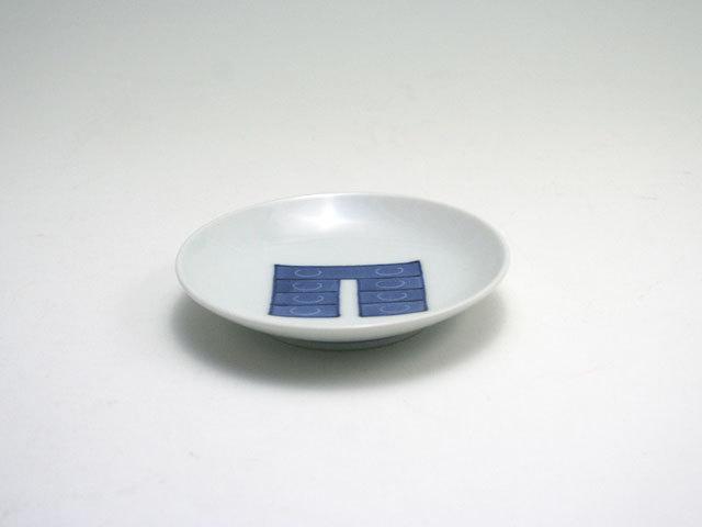 有田焼 青花匠 箪笥3寸皿