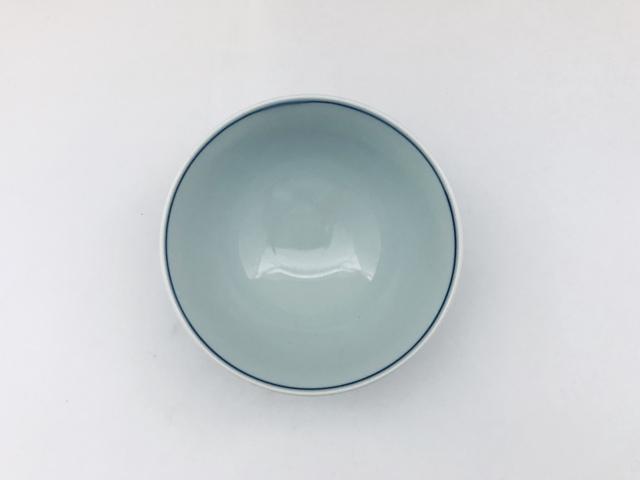 麻の葉3.5寸丸飯碗2