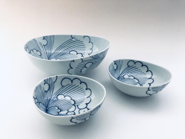 BOTAN楕円組鉢