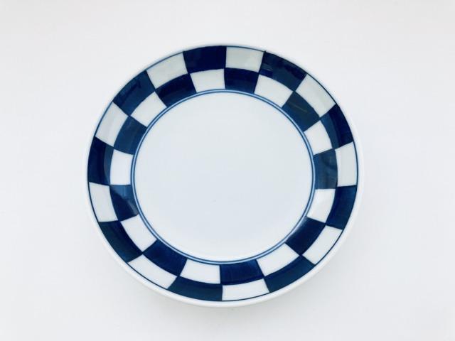 市松5寸皿 限定商品