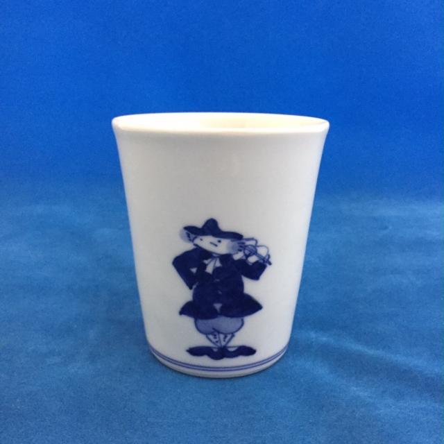 ハーモニー フリーカップ(V) しん窯 青花