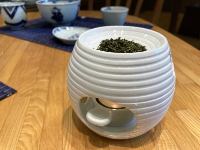 SHINOGI茶香炉 しん窯青花匠