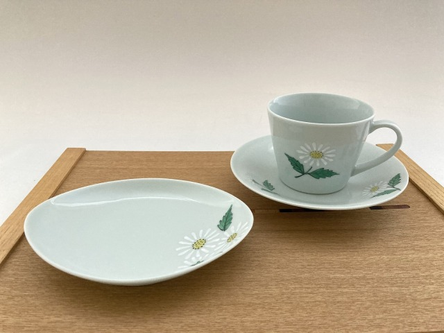 コーヒー碗皿