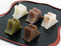 ふるさとの味!中津川伝統菓子:からすみ 【くるみ1本】