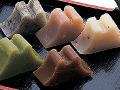 ふるさとの味!中津川伝統菓子:からすみ 【5種類箱入】