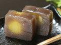 本格派の煉り羊羹!創業以来の伝統の味【栗ようかん<小>】