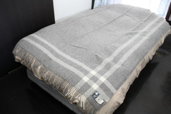 毛布 ウール ブランケット シルケボー