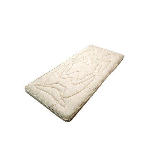 東京西川 スリープコンフィ 肩楽寝DELUXE敷きふとん シングルサイズ 100×210cm