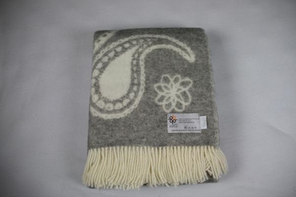 毛布 ウール ブランケット バーカーテキスタイル 獣毛 北欧モダン