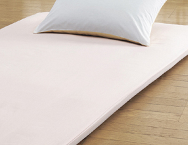綿100%のおすすめ洗えるツイル織敷布団カバーシングルサイズ105×215cm丈夫な布団カバーのピンク