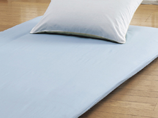 綿100%のおすすめ洗えるツイル織敷布団カバーシングルサイズ105×215cm丈夫な布団カバーのブルー