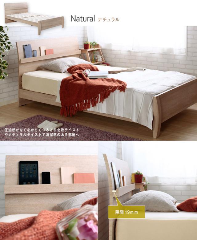 人気のおすすめベッドマットレスのヘッドボード、ベッドフレームの詳細説明と展開画像