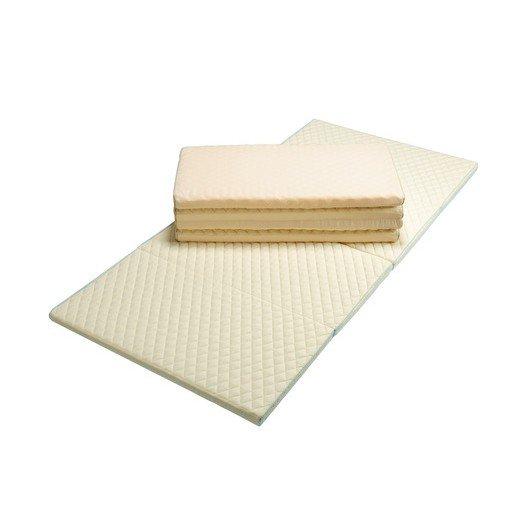 東京西川 スリープコンフィ 4つ折り敷き布団 ダブルサイズ 140×210cm
