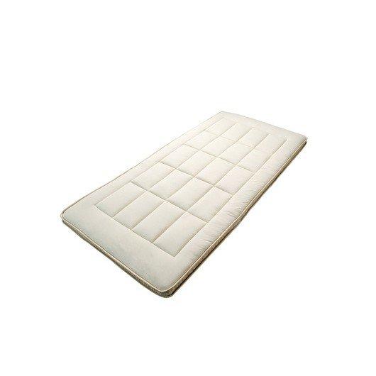 正規品 東京西川 スリープコンフィ Sleepcomfy ~ハードタイプしっかりウェーブ軽量敷きふとん~ダブルサイズ 140×210cm(代引き不可)
