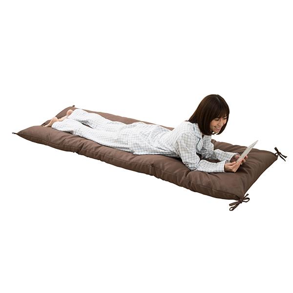 大人のゴロ寝クッション