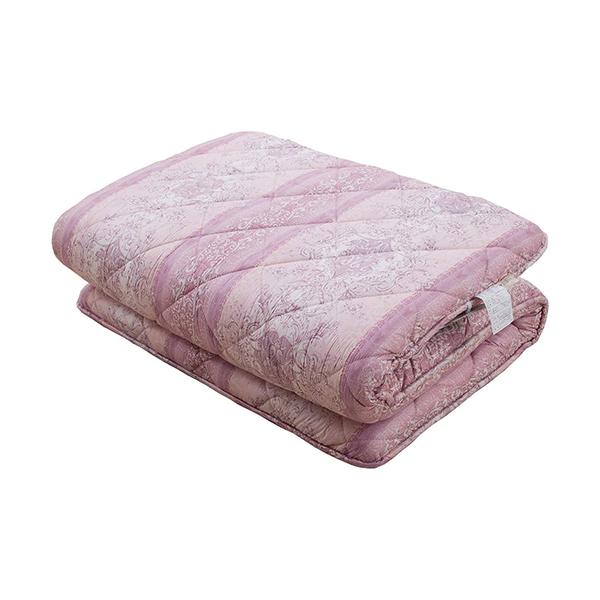 正規品 日本製 羊毛混 三層 敷布団 ダブルサイズ 140×210cm 敷き布団