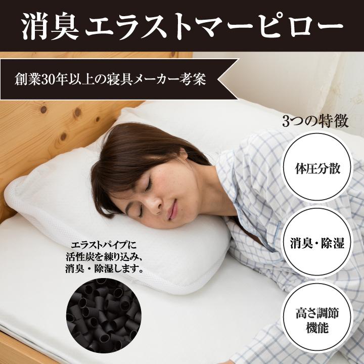 エラストマー枕