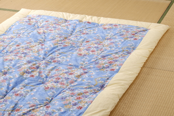 和布団 一級技能士 手作り 日本製 掛布団 なでしこ