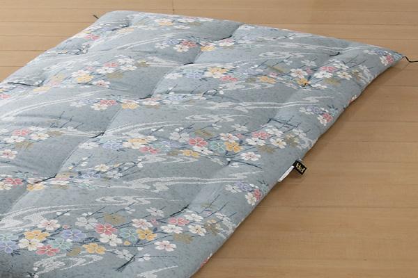 和布団 一級技能士 手作り 日本製 敷布団 風花