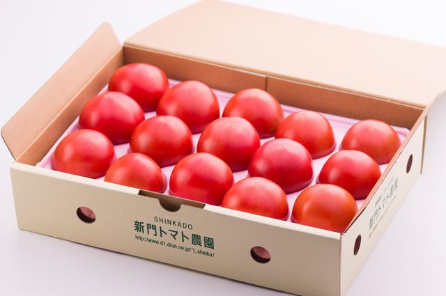 【送料込み】フルーツトマト6箱(1.1kg×6箱)