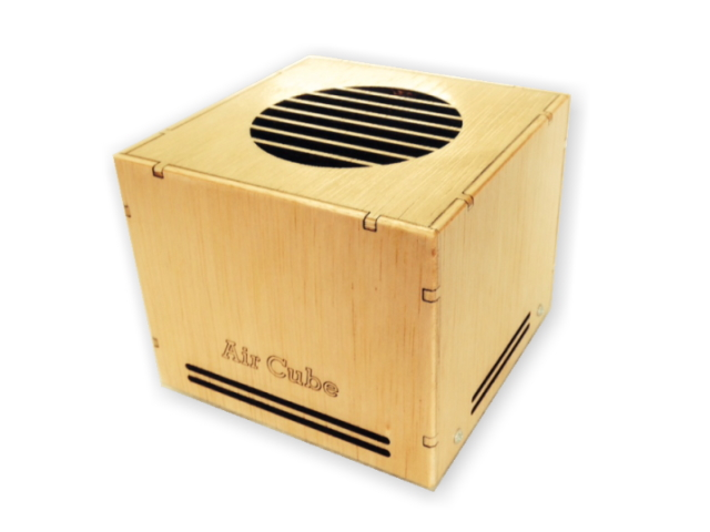 空気活性機 Air Cube (エアキューブ) シリーズ 「DCキューブ」 ~テネモス商品~