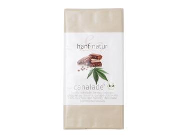 オーガニックヘンプチョコレート 「カナレード (Canalade) 100g」 ~HANF & NATUR社~ ※季節限定10月~春