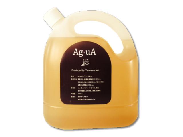 Ag・uA (アグア) 酵素水 詰替え用 (5リットル) ~テネモス商品~ ※飲料用ではございません。