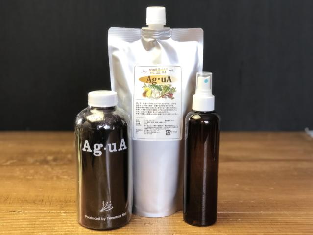 Ag・uA (アグア) 酵素水 詰替え用 (500ml・650ml) ~テネモス商品~ ※飲料用ではございません。