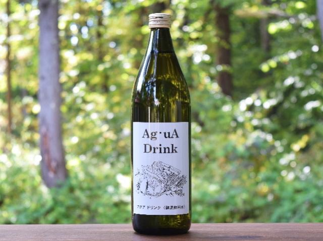 Ag・uA Drink (アグアドリンク) 酵素微泡飲料水 (900ml) ~テネモス商品~