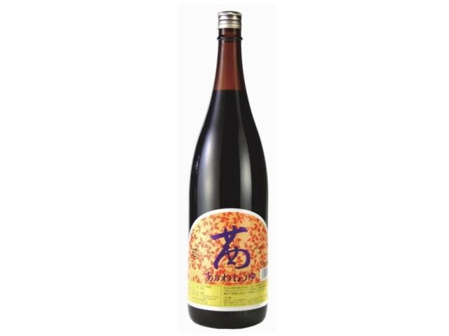 Ohsawa 「茜醤油 (1.8リットル)」 ~国産原料を信州で1年以上長期熟成させた本醸造~