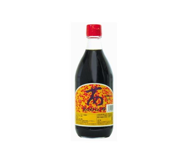 Ohsawa 「茜醤油 (500ml)」 ~国産原料を信州で1年以上長期熟成させた本醸造~