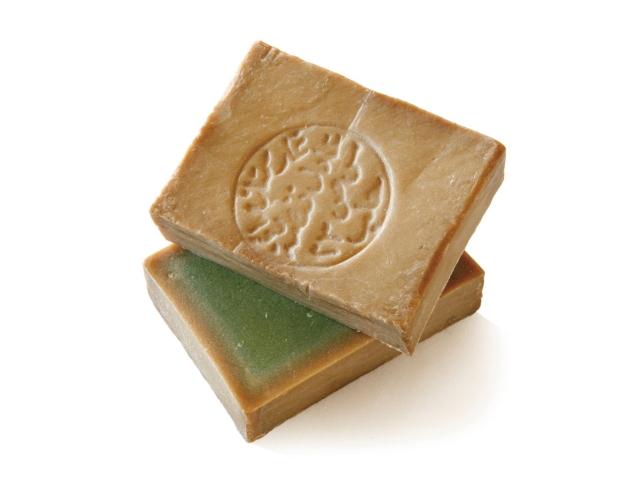 「アレッポの石鹸」 ~農薬不使用オリーブオイルとローレルオイル使用の無添加石鹸~