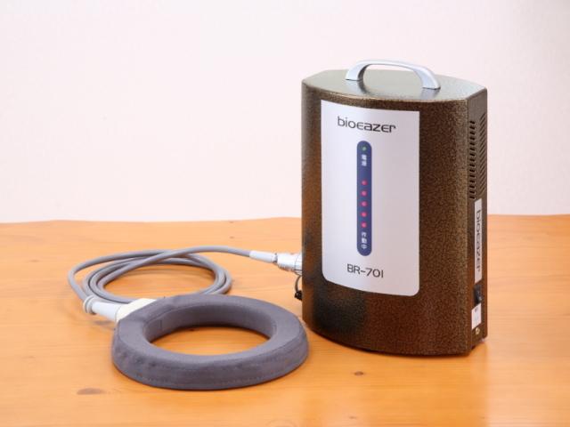 家庭用電気磁気治療器 『バイオイーザー (bioeazer)』