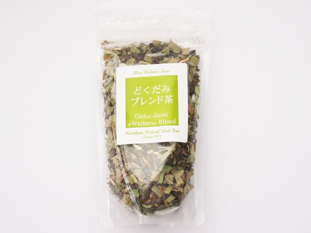 Cafe de Kampoh (カフェ・ド・漢方) 「どくだみブレンド茶 (90g)」 ~生体エネルギー活用商品~