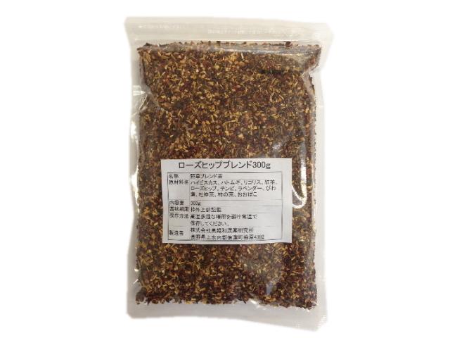 Cafe de Kampoh (カフェ・ド・漢方) 「ローズヒップブレンド茶 業務用 (300g)」 ~生体エネルギー活用商品~