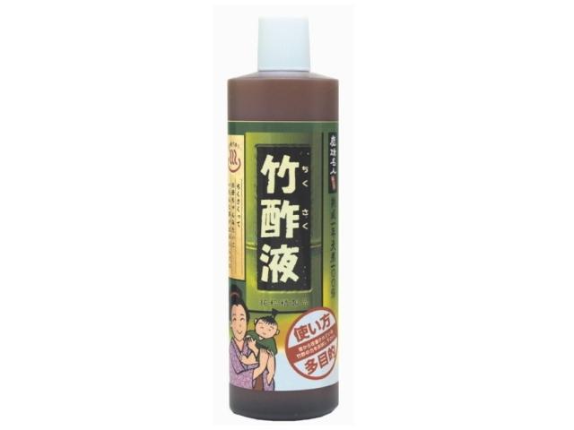 竹酢液 (ちくさくえき) 550ml